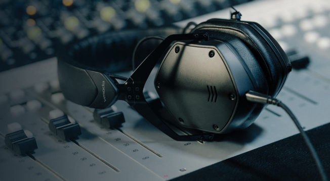 V-MODA M-200 Studio Headphones