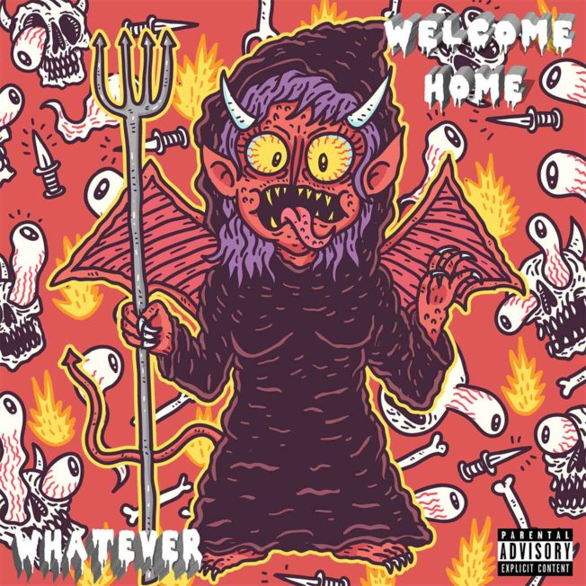 Welcome Home EP Artwork by Whatever
