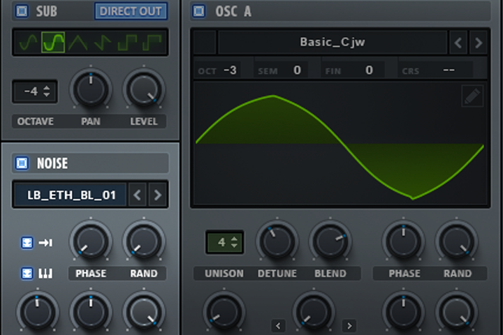Xfer Serum Tips: Transforming Samples with Noise Osc | Icon