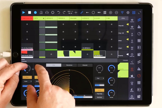 touchAble Pro for Ableton Live